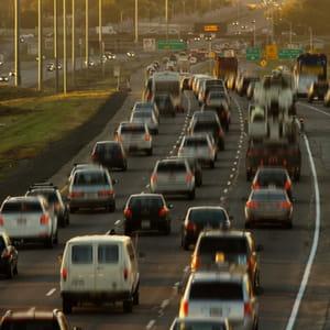 43% des plus de 75 ans ne se déplacent pas un jour de semaine donné.