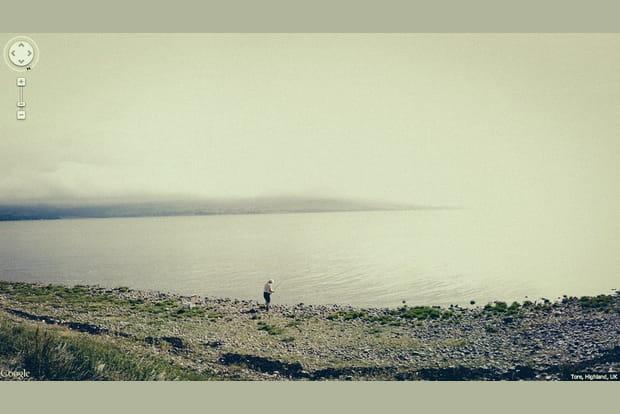 Expression de la solitude