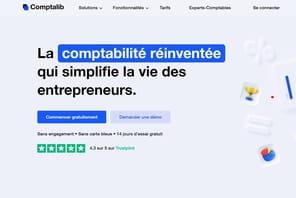 Comptabilité: le français Comptalib lève 1,5million d'euros et triple ses effectifs