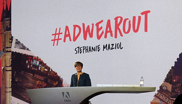 Deuxième sneak peek : l'Ad Wear Out
