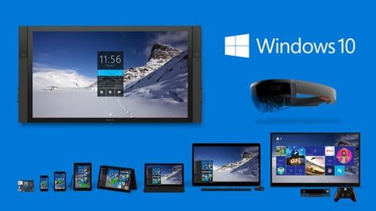 """Microsoft renonce à son objectif d'un milliard de """"device"""" Windows 10 en 2018"""