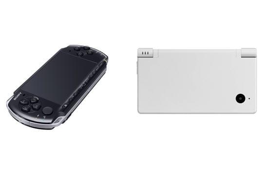 Coup d'oeil sur les nouvelles consoles portables