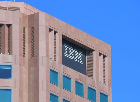 Cloud: hausse de 66% du CA annuel récurrent d'IBM, à 7,5milliards de dollars
