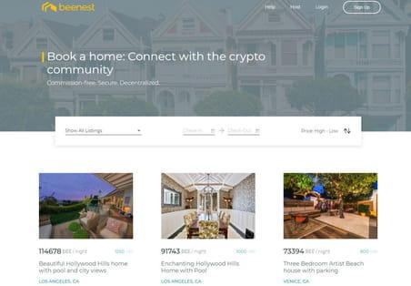 Beenest veut ubériser Airbnb grâce à la blockchain