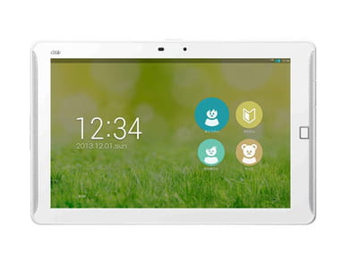 la tablette biométrique fujitsu arrows tab fjt21.