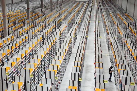 Reportage chez Amazon France