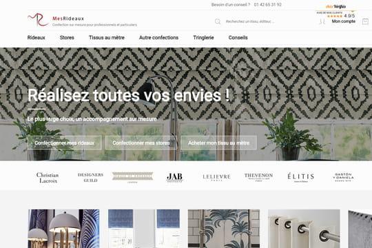 Info JDN: MesRideaux.fr lève 1,2million d'euros pour la décoration sur-mesure