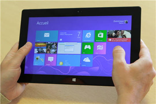 Windows 8.1adopte le verrouillage par empreinte digitale