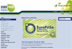 page d'accueildu site d'europrise.