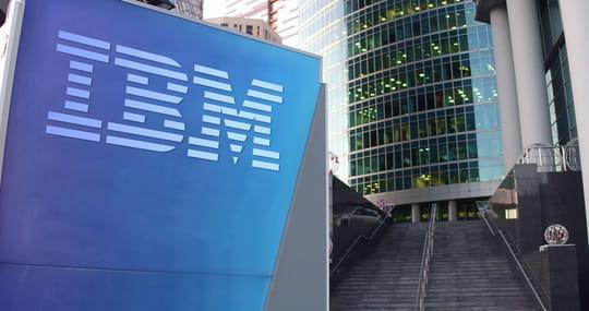 IBM: +35% de chiffre d'affaires dans le cloud, à 13,7milliards $