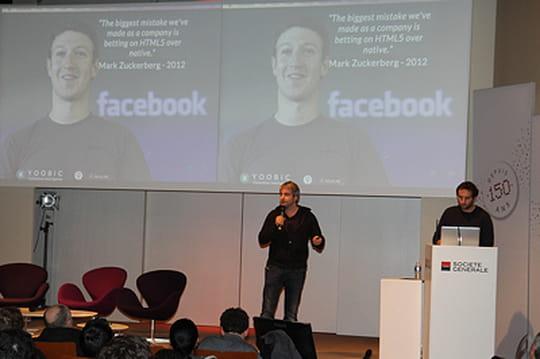 La Société Générale accueille les plus grands Meetups IT parisiens