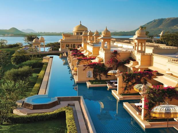 Un hôtel digne d'une résidence de Maharaja
