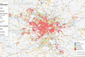 Observatoire Très Haut Débit : découvrez le débit maximum dans votre quartier