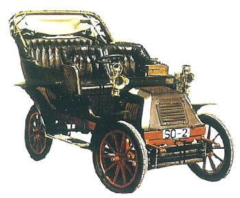 la première hispano-suiza sort en 1911. l'entreprise s'appelle encore la cuadra.
