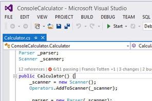 Visual Studio 2013 : les nouveautés en images