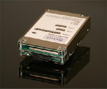 un disque dur ssd de la gamme de curtis