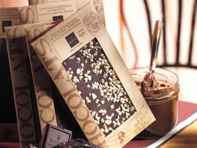 le chocolat pour diabétiques de chocolats bovetti.