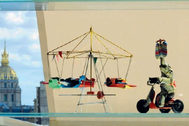 Collection de jouets Hermès