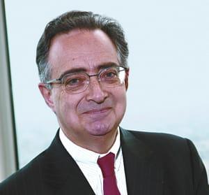gilles benoist est directeur général de cnp assurances, une des plus grosses