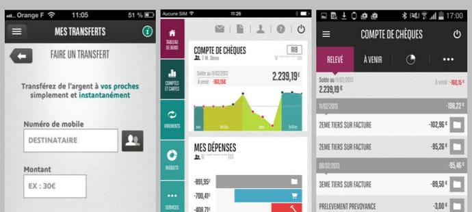 Banque mobile: 11fonctionnalités que plus de banques devraient offrir