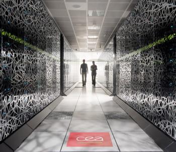 le tera-100 aligne des spécifications hors normes : 4 370 serveurs bullx, 17 480
