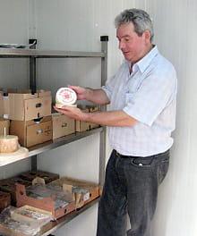 daniel dubosclard a lancé 'fresh food' pour faire découvrir le fromage français
