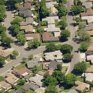 en 2010, jusqu'à une maison sur dix pouvait être saisie à stockton.