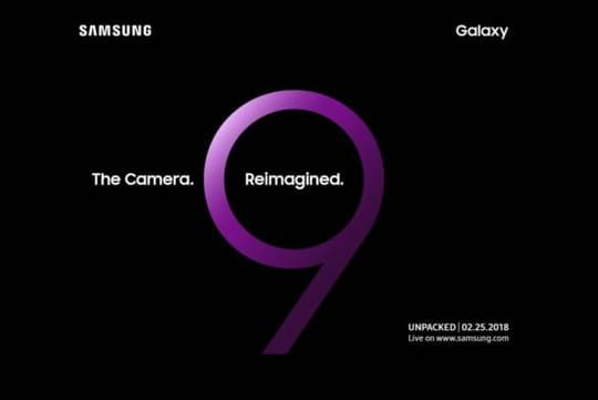 Galaxy S9de Samsung: prix, date de sortie, caractéristiques...
