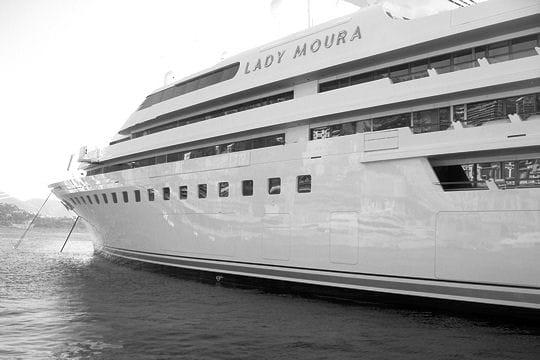 Le Lady Moura de Nasser Al Rashid
