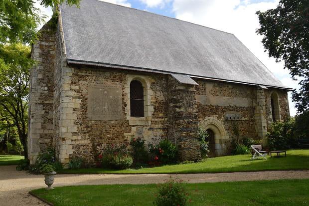 ... et son église du 18e siècle
