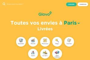 Glovo lève 150millions d'euros pour son développement