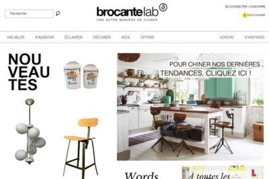 Confidentiel: Brocantelab lève 500000euros et séduit Thierry Petit