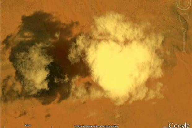 Images de Google Earth