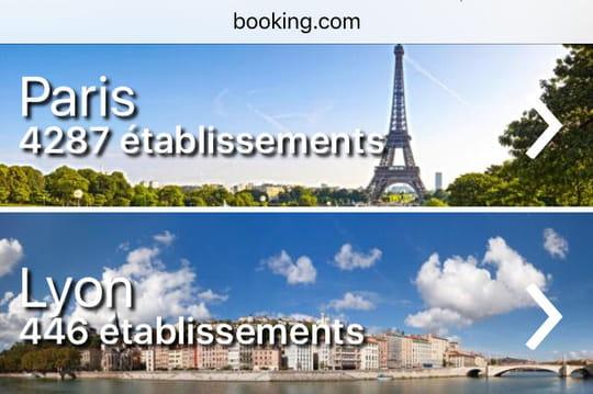 Audience mobile en France: près d'un Français sur 2a consulté un site ou une appli de voyage en juillet