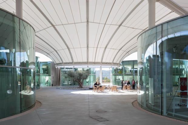 Une architecture qui formalise une vision