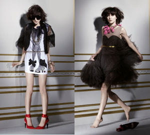la collection lanvin pour h&m.
