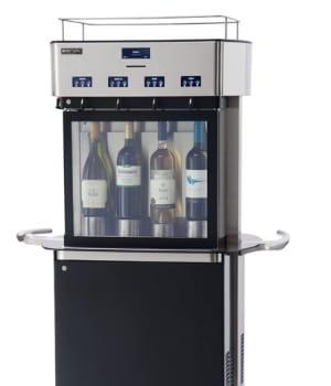 le concept est idéal pour les lieux de dégustation de vin.