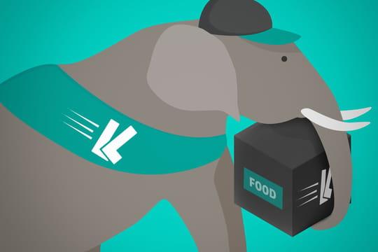 Livraison de repas: les mastodontes entrent dans la course