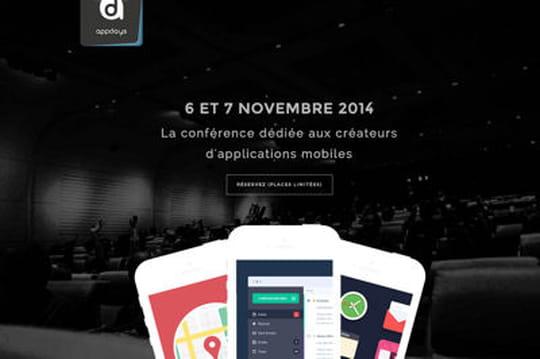 Les Appdays se tiendront les 6 et 7 novembre prochains