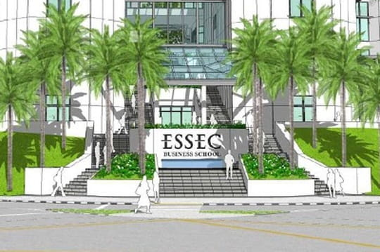 L'Essec avec Salesforce