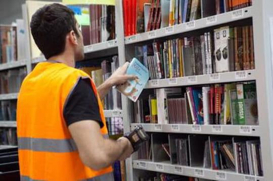 Grève peu suivie dans les entrepôts français d'Amazon
