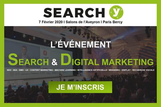 Search Y: rendez-vous le 7février pour la deuxième édition