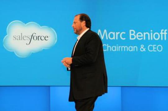 Résultats de Salesforce : le CA s'envole, mais les pertes progressent aussi