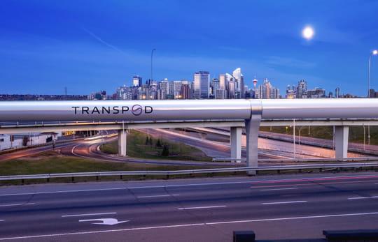 L'Hyperloop franco-canadien Transpod lève 10millions de dollars, bientôt 20