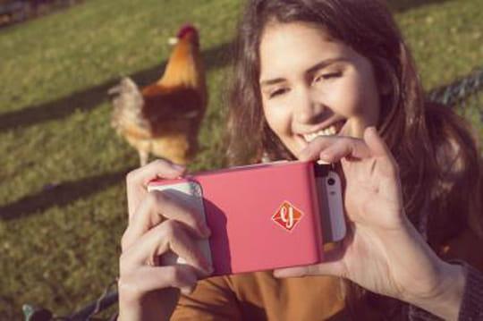 Prynt transforme votre smartphone en Polaroïd
