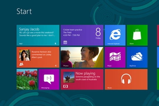 Firefox pour les tablettes Windows 8 disponible en beta