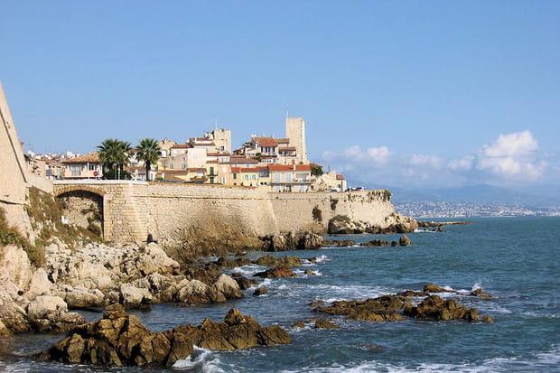 23e : Antibes (Alpes-Maritimes), 23,7 mètres carrés de pouvoir d'achat