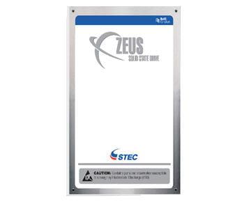 un disque dur ssd de la gamme zeus de stec