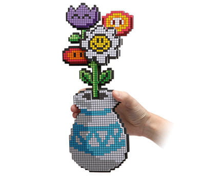 enfin un bouquet de fleurs durable et original !