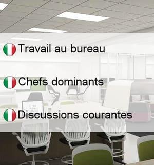 les bureaux en italie.
